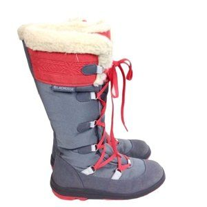 LaCrosse Rollick Tall Lace Up Winter Boots - N1169